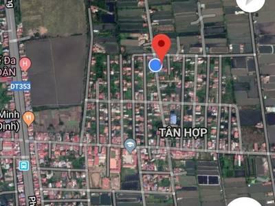 Bán lô đất đẹp mặt đường Vũ Thị Ngọc Toàn đối diện FLC Tân Thành, Dương Kinh, HP 1