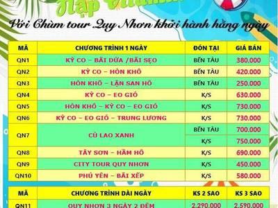 TOUR Quy Nhơn    Siêu hot 0