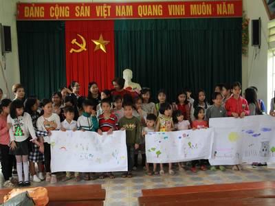 Tết sẻ chia - Educamp, VQG Ba Vì, Hà Nội 4