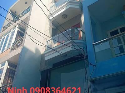 Bán nhà đường Bạch Đằng, ngay sát sân bay, Phường 2 Tân Bình. gần sân bay, ô tô ngủ trong nhà 0