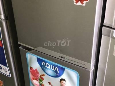 Cần bán tủ lạnh aqua đã qua sử dụng mới 99 0