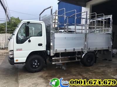 Xe tải Isuzu 2.4 tấn - QKR 230 - thùng bạt 2