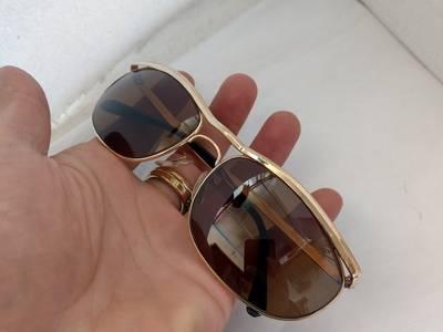 Có 3 cái kính cổ bọc vàng mới về, 2 cái  kính cơn AmericanOptical - USA và 1 cái ALGHA của Anh Quốc 3