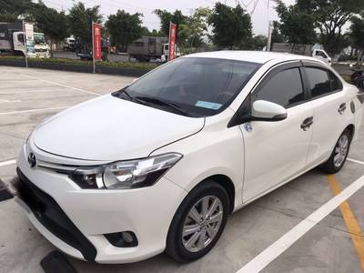 Toyota Vios E số sàn 2017 cần bán 2