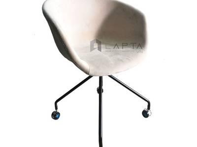 AAC-F   Ghế bọc vải nhung cao cấp cho phòng khách 2