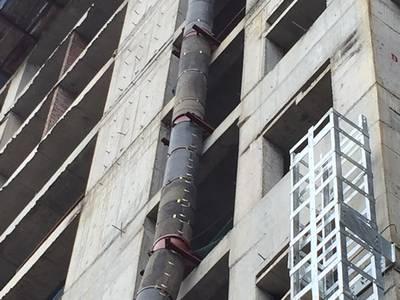 Giới thiệu về ống xả vải chung cư 1