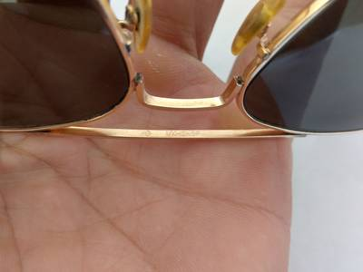 Kính cơn American Optical 1/10/12KGF bọc vàng. 5