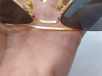 Kính cơn American Optical 1/10/12KGF bọc vàng. 6