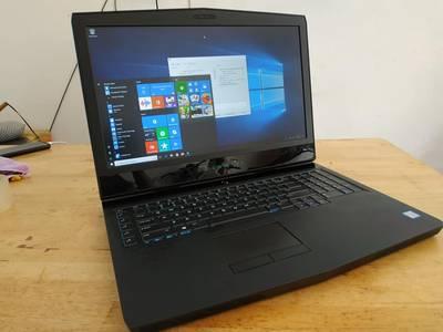 Bán Laptop Alienware 17 R4 / Xách tay USA / Gaming / Siêu đẹp 1