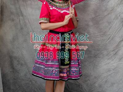 Cho thuê trang phục dân tộc Mị nói cho mà nghe 8