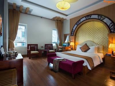 Đặt phòng gia đình tại khách sạn gần vincom Bà Triệu Hà Nội 6