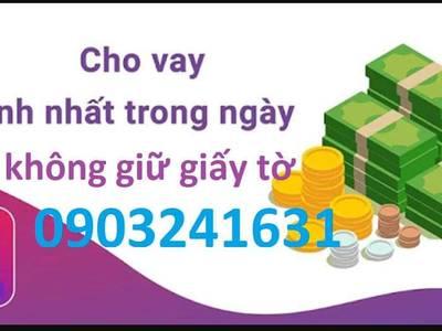 Cho vay tiền nhanh chỉ cần CMND và Hộ Khẩu photo 1