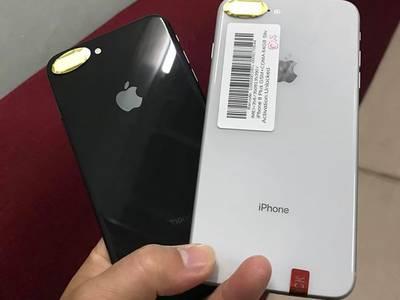 Iphone 8plus quốc tế 64G trắng chất nguyên bản giá rẻ 4