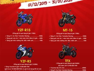 Yamaha MT 15 2019 0