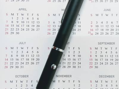 Bút đèn chiếu laser xanh 50mW 0