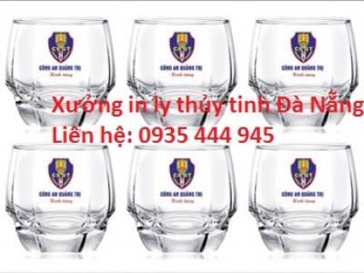 Xưởng in logo ly thủy tinh giá rẻ giá rẻ tại Quảng Ngãi 2