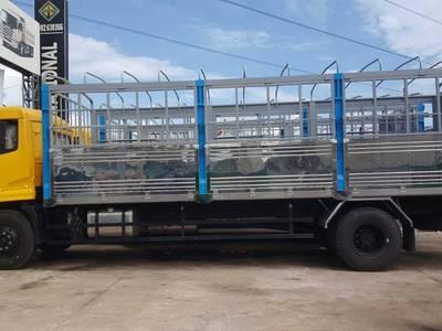 Xe tải Dongfeng b180 8 tấn- Dongfeng B180 nhập khẩu 1