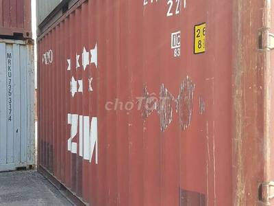 Container 20 feet ngon zin 0