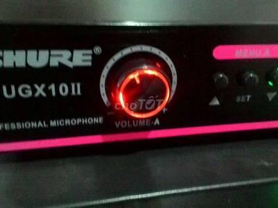 Mix UG X 10ii. 0