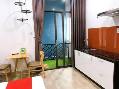 Làm nội thất căn hộ cho thuê - Đừng lo về giá ở TBF 4