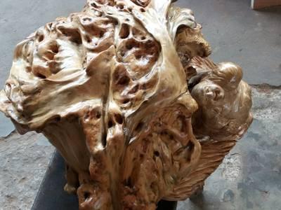 Cặp tàu lá chuối gỗ cẩm 5