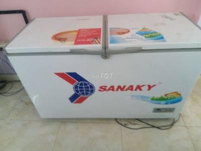 Cần bán tủ đông sanaky vh 4099 một ngăn đông 0