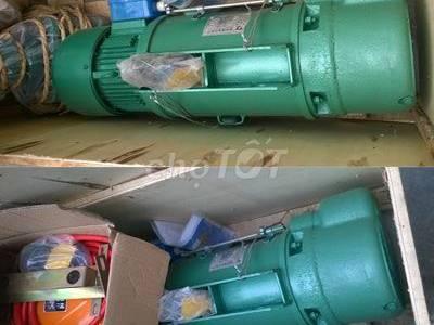 Báo giá Pa lăng cáp điện 5 tấn 6m, 5 tấn 9m Kento 0
