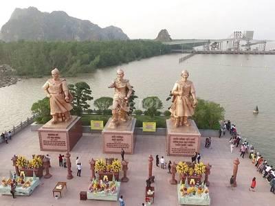 Tour: Chùa Cao Linh - Bạch Đằng Giang - Ba Vàng 0