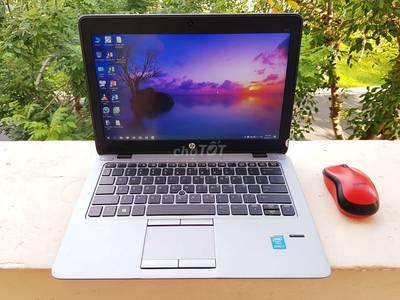 HP UltraBook i7 5600U Ram 8G SSD 256G mỏng nhẹ 0