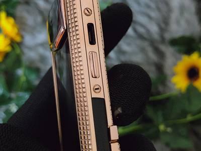 Vertu signature s vàng khối chính hãng 12