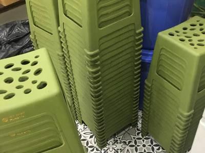 Ghế nhựa Việt Nhật - 100 cái 0