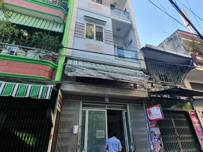 Cho thuê nhà hẽm 374/12 Lê hồng phong q10 ngay chợ Campuchia 1