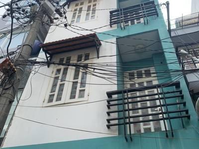 Chính chủ cho thuê nhà hẽm 105m/43 Hồ thị kỷ , ngay chợ Campuchia 2