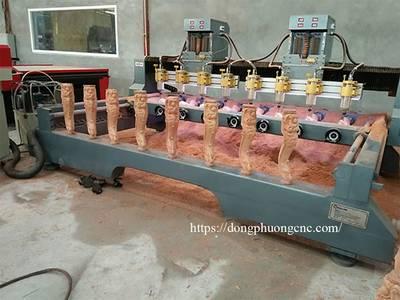 Bán máy đục tượng gỗ CNC chất lượng nhất khu vực Bình Dương 3
