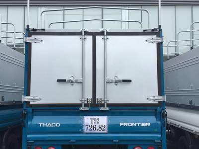 Xe tải Thaco Kia 250 mui bạt Euro 4 thùng dài 3,5m 2