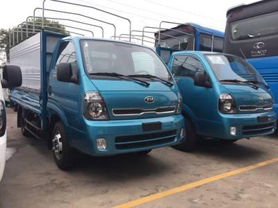 Xe tải Thaco Kia 250 mui bạt Euro 4 thùng dài 3,5m 4