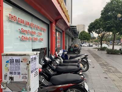 Bán nhà 7 tầng Lô Góc Diện tích 110m Mặt tiền 9m, Mặt phố Nguyễn Văn Huyên KD cực tốt. 1