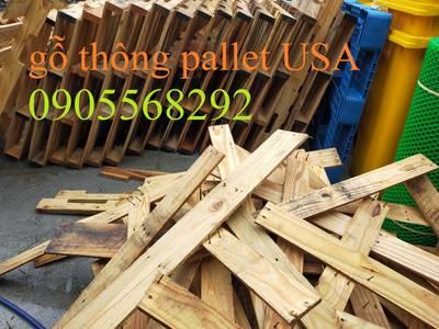 Gỗ thông pallet USA, gỗ thông Mỹ giá rẻ 10k/1m ,gỗ thông pallet Quảng NGãi Đà Nẵng QUảng Bình 6