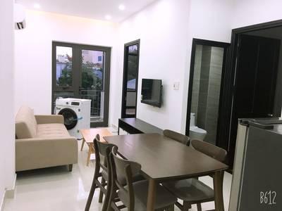 Cho thuê căn hộ mới xây- full nội thất ngay trung tâm 0