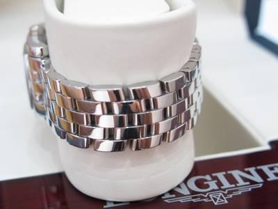 Longines Nữ Mặt Xà Cừ đính kim cương Like new, fullbox giá sale 9