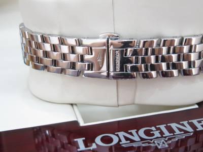 Longines Nữ Mặt Xà Cừ đính kim cương Like new, fullbox giá sale 10