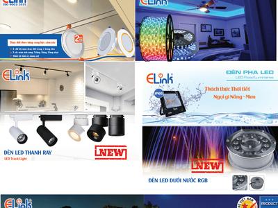 Công Ty TNHH Fullshine phân phối đèn chiếu sáng Paragon,MPE,Duhal,ELink 2