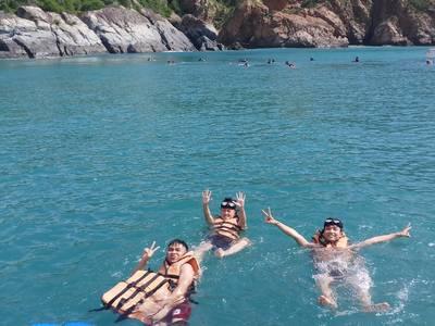 Tour Cano 3 Đảo Ghép Đoàn Hằng Ngày 2