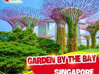 Tour Singapore- Malaysia- Indonesia- Thailand 1