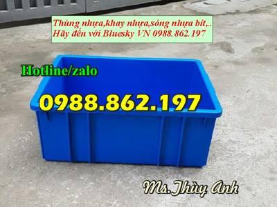 Sản xuất nhựa công nghiêp, thùng nhựa giá rẻ tại Hà Nội, thùng nhựa đặc, sóng nhựa bít, thùng nhựa c 3