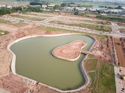 Mua đất nền tặng ngay  Xế Xịn  chỉ có tại khu đô thị Kosy TP Bắc Giang 3