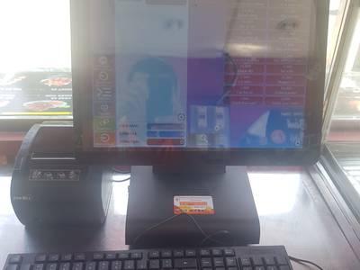 Máy tính tiền giá rẻ dành cho quán ăn tại Quãng Ngãi 3
