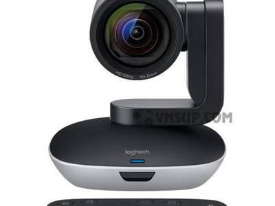 Webcam Logitech PTZ Pro 2 0