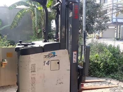 Bán và cho thuê xe nâng điện Nichiyu 1.4-1.5 tấn 1