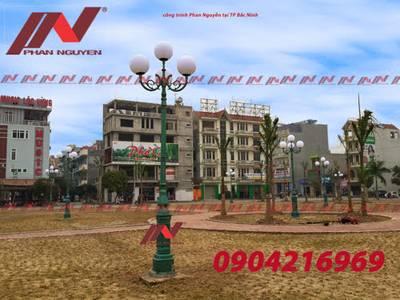 Mua Cột đèn sân vườn DC20 của Phan Nguyễn 0